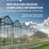 TNZ residue compliance book 2019